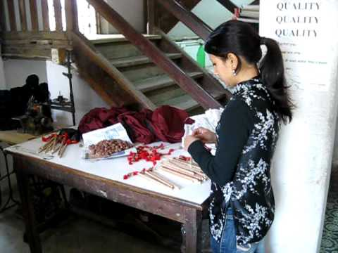 Chandra Handycrafts in Bhaktapur Nepal