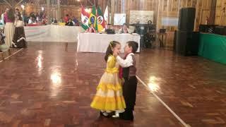 Diana e Pedro - Dança de Salão - Valsa