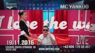 MC YANKOO @ CLUB IMPERIO LINZ 19.11.2016  FLASHBACK