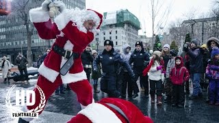 """Bad Santa 2"" mit Billy Bob Thornton & Kathy Bates 