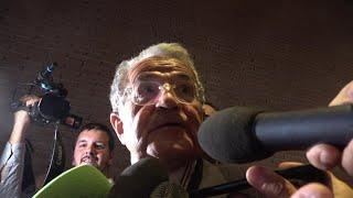"""Commissione europea, Prodi: """"Gentiloni? Un pezzo da 90"""""""