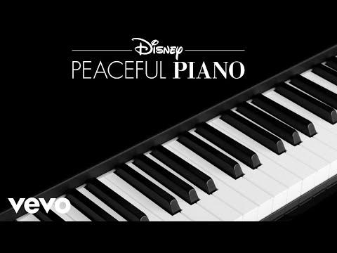 The Bare Necessities Disney Peaceful Piano de Disney Letra y Video