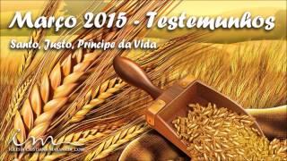 Santo, Justo, Príncipe da Vida - CIA 2015 - Igreja Cristã Maranata