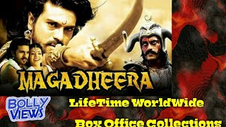 MAGADHEERA 2009 South Indian Movie LifeTime WorldWide Box Office Collections Verdict Hit Or Flop