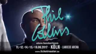 Phil Collins Not Dead Yet Live Tour 2017 | Ticketmaster