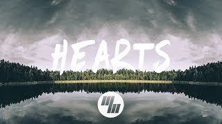 Gill Chang - Hearts (Lyrics / Lyric Video) feat. Aviella