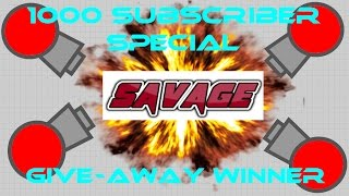 1000 Subscriber Special! (Montage Video) + Give-Away Winner!