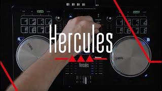 Hercules Universal DJ - Performance by Sountec