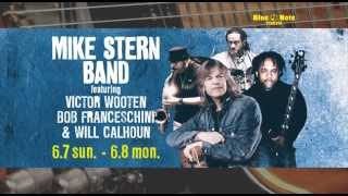 MIKE STERN BAND : BLUE NOTE TOKYO 2015 trailer