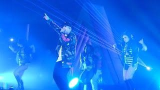 Sígueme Y Te Sigo (En Vivo) - Daddy Yankee - URBAN KINGS 2015, Movistar Arena, Chile