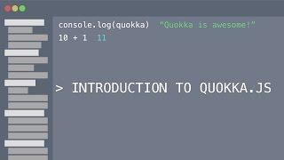 Quokka.js - Visual Studio Code Extension / JavaScript Playground