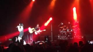 Jessie J live in Sydney - Burning Up