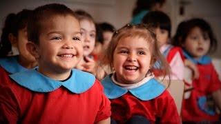 Primera Infancia es jugar, compartir, aprender y crecer con amor