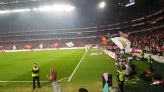 Benfica 2-1 Sporting (Bailando)