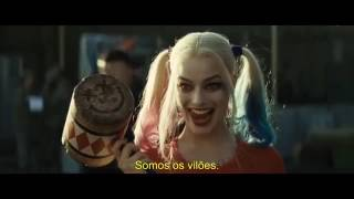 Esquadrão Suicida   Trailer 3 Legendado