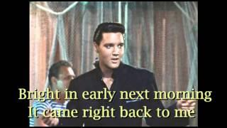 Return To Sender - Elvis Presley ( Cover with Lyric ) (สุขนิรันดร์ สุขหลวง )
