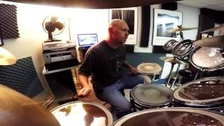 The Kill - 30 Seconds To Mars (drumless track play-along)