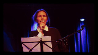 Nina Persson and Martin Hederos live at Bremen, Copenhagen - Going To A Town by Rufus Wainwright