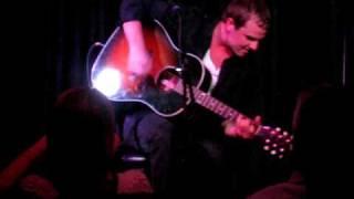 Ross Copperman - Burn It Down @ Regal Rooms London 130809