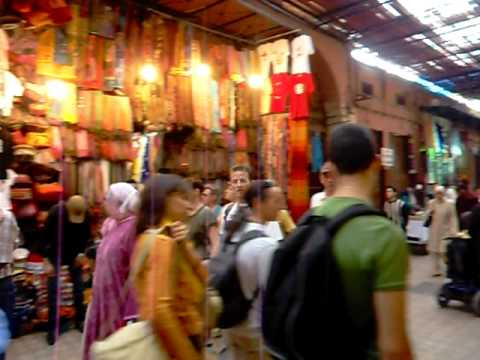 Moroccan Market – introduction