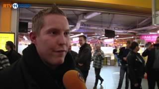 De eerste pizza-automaat van Nederland staat in Groningen - RTV Noord