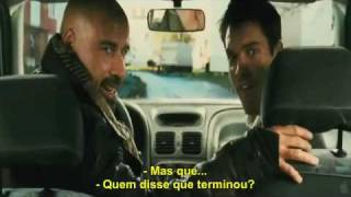 Dupla Implacável (Trailer Legendado)