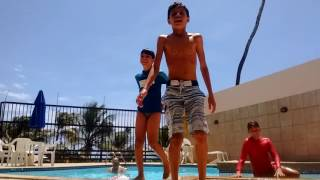Desafio da Piscina ( Challenge Pool )#1