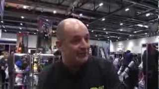 LIDS 2014: Scubaverse talks with Paul at Sea & Sea about the Diving Kayak