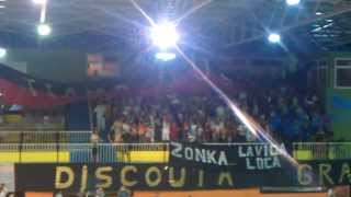 Zonka vs Sidi mbarék  9/0 (Tifo oulad Zonka Bir khadem )