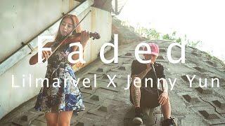 Alan Walker - Faded Beatbox Violin Cover_Lilmarvel X JennyYun(Jenny Yun ver.)