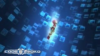 CODE LYOKO ENGLISH OFFICIAL -  A WORLD WITHOUT DANGER -  CLIP
