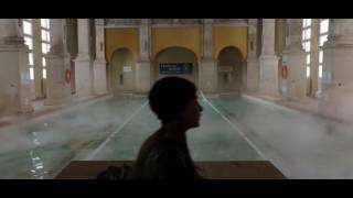 Fallen - Cena de Luce e Daniel na Piscina ( Cenas de Fallen )