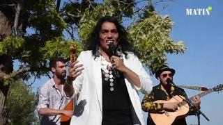La musique Tzigane résonne dans le ciel du Chellah