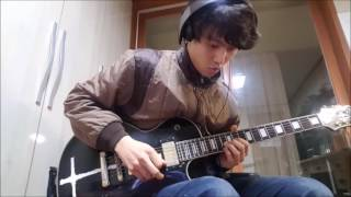 Dream Theater - Pull Me Under(Guitar Solo Cover)