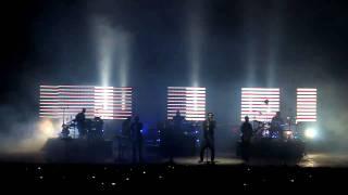 MASSIVE ATTACK - Risingson (Live in Bogotá DC)