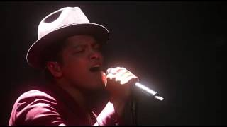 Bruno Mars It Will Rain Live Performance THE X FACTOR USA 2011
