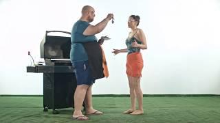 Barbecue No Fumo: Automatico, cucina da solo