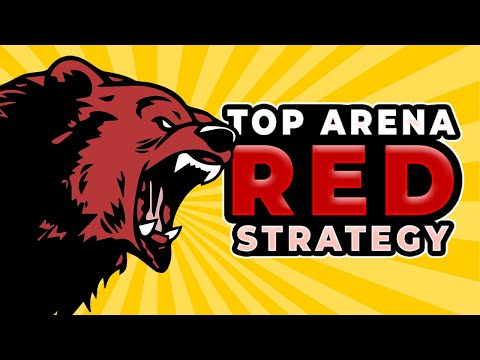 The RED STRATEGY Raid Shadow Legends (Arena break down + counter hegemon)