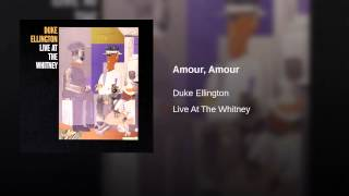 Amour, Amour (Live) (Whitney Museum)