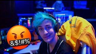 NINJA RAGES ABOUT STREAM SNIPERS REPORTING