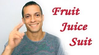 "Você sabe pronunciar ""Juice, Fruit, Suit"" ? | Dica rápida | Helder Batista"