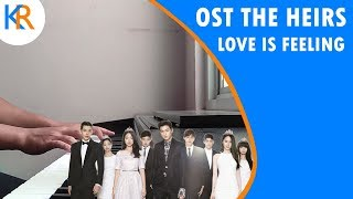Love is Feeling - OST The Heirs (Piano Cover)   Rama Permana