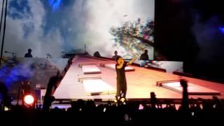 J. Cole Wet Dreamz Live