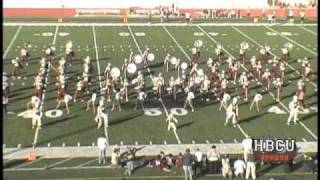 Trey Songs Bottoms Up & Kanye West POWER Performed by Shaw University Marching Band