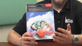 Radio 101 - How to Change the Faceplates on Motorola Talkabout Two Way Radios