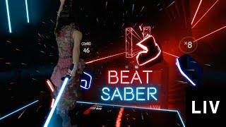 If You Want to ESCAPE with Me...Beat Saber