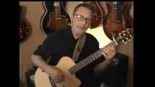 Chattanooga Choo Choo Fingerstyle Guitar Arrangement from Guitar College