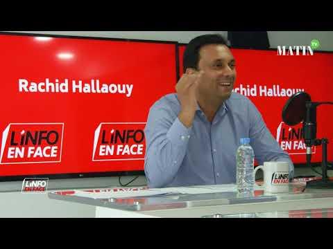 Video : Mehdi Sebti invité de L'Info en Face spécial Elections