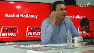 Mehdi Sebti invité de L'Info en Face spécial Elections
