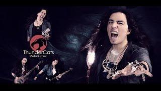ThunderCats - Opening Theme | Metal Cover (Paulo Cuevas)